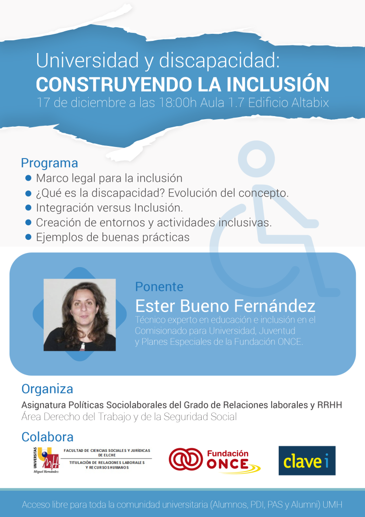 Construyendo la inclusión